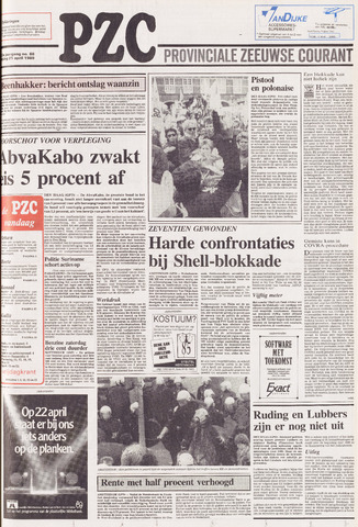 Provinciale Zeeuwse Courant 1989-04-21