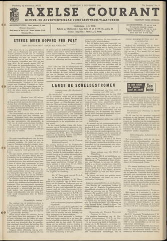 Axelsche Courant 1960-11-05