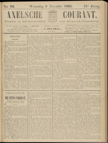 Axelsche Courant 1905-11-08
