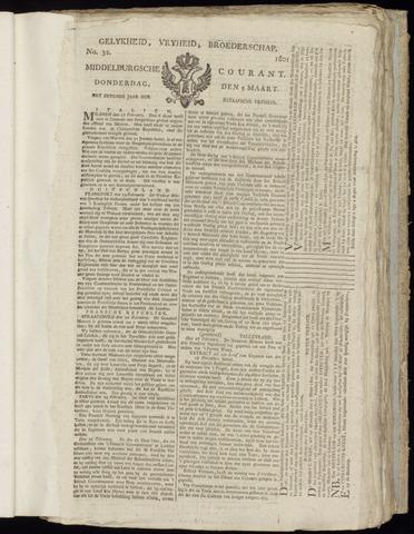 Middelburgsche Courant 1801-03-05