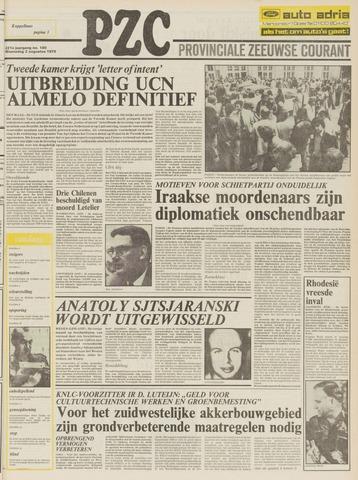 Provinciale Zeeuwse Courant 1978-08-02