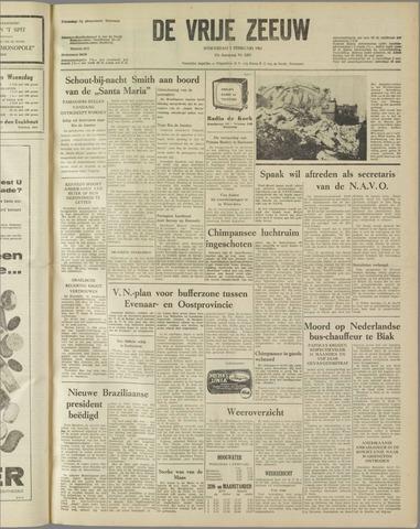 de Vrije Zeeuw 1961-02-01