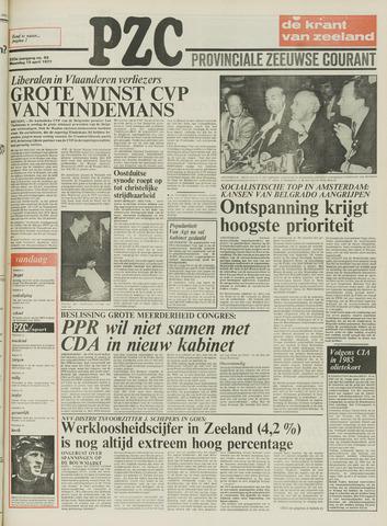 Provinciale Zeeuwse Courant 1977-04-18