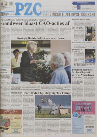 Provinciale Zeeuwse Courant 2005-12-12