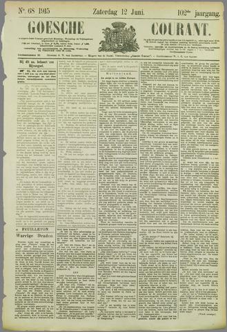 Goessche Courant 1915-06-12