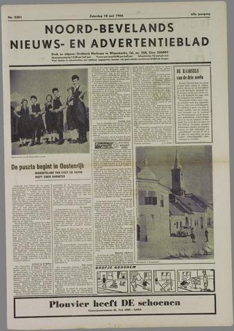 Noord-Bevelands Nieuws- en advertentieblad 1966-06-18