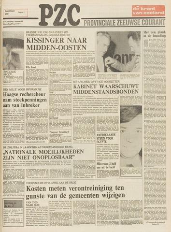 Provinciale Zeeuwse Courant 1974-04-24