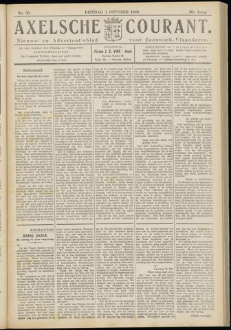Axelsche Courant 1940-10-01