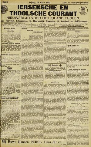 Ierseksche en Thoolsche Courant 1931-03-13