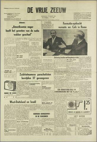 de Vrije Zeeuw 1965-03-17