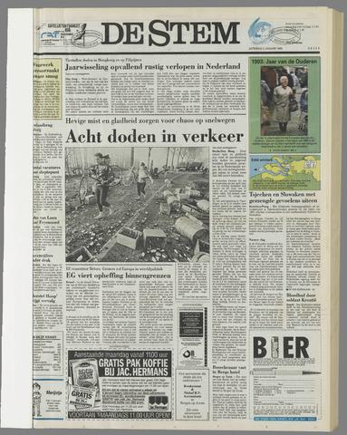 de Stem 1993