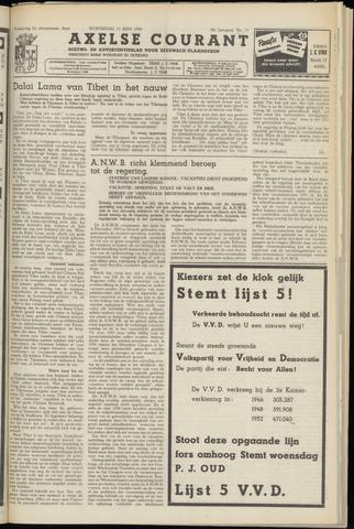 Axelsche Courant 1956-06-13