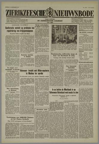 Zierikzeesche Nieuwsbode 1955-09-13