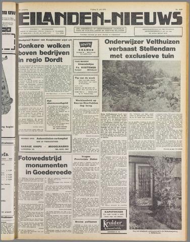 Eilanden-nieuws. Christelijk streekblad op gereformeerde grondslag 1975-07-11
