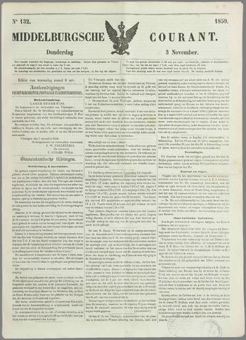 Middelburgsche Courant 1859-11-03