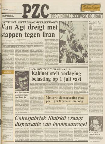 Provinciale Zeeuwse Courant 1980-04-12