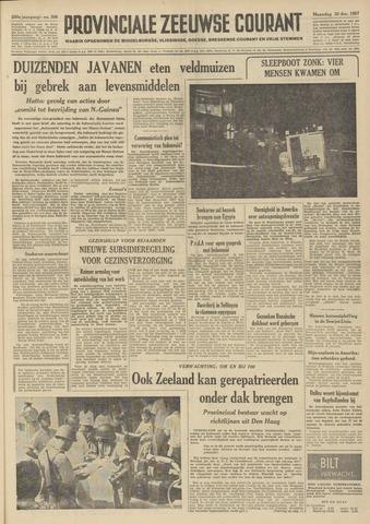 Provinciale Zeeuwse Courant 1957-12-30