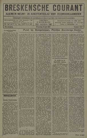 Breskensche Courant 1925-07-22
