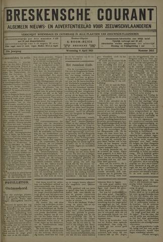 Breskensche Courant 1921-04-06