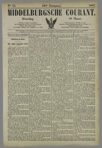 Middelburgsche Courant 1887-03-28