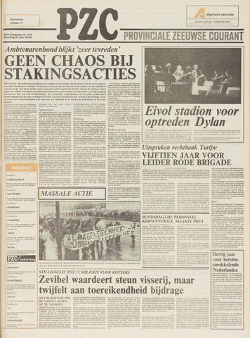Provinciale Zeeuwse Courant 1978-06-24