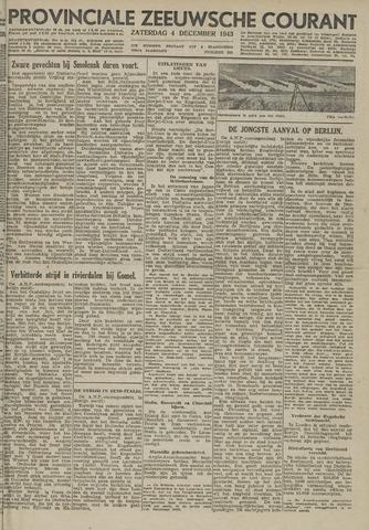 Provinciale Zeeuwse Courant 1943-12-04