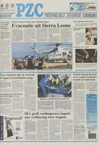 Provinciale Zeeuwse Courant 2000-05-08