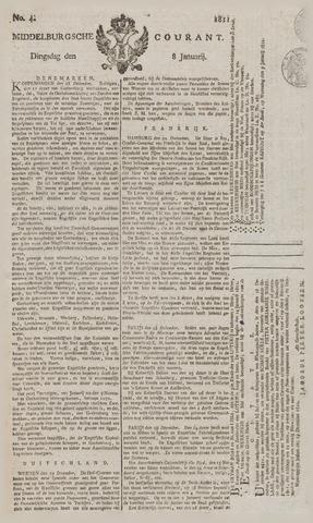 Middelburgsche Courant 1811-01-08