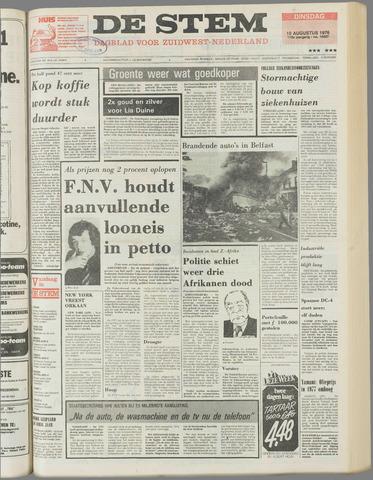 de Stem 1976-08-10