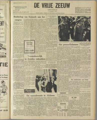de Vrije Zeeuw 1961-05-26
