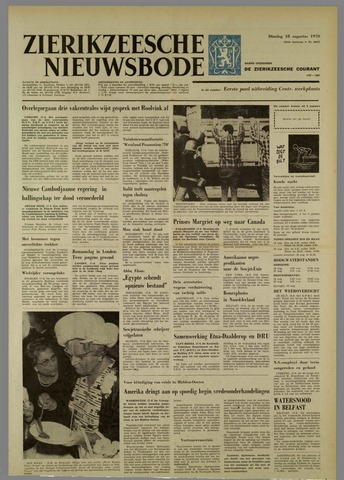 Zierikzeesche Nieuwsbode 1970-08-18