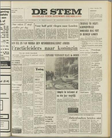 de Stem 1972-12-01