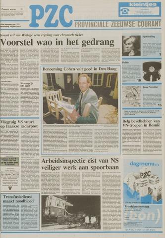 Provinciale Zeeuwse Courant 1993-06-30