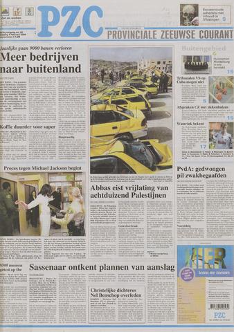 Provinciale Zeeuwse Courant 2005-02-01