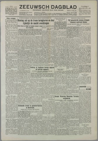 Zeeuwsch Dagblad 1950-04-21
