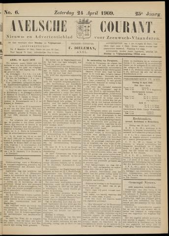 Axelsche Courant 1909-04-24
