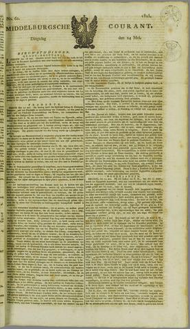 Middelburgsche Courant 1825-05-24