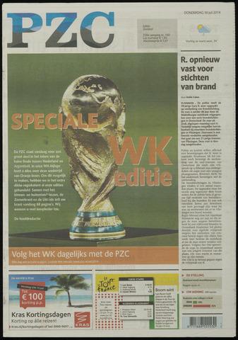 Provinciale Zeeuwse Courant 2014-07-10