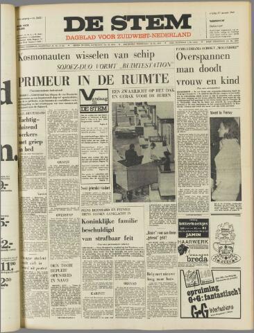 de Stem 1969-01-17