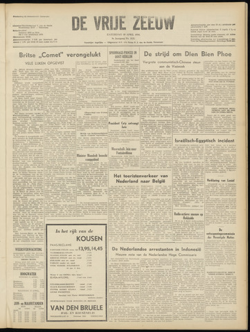 de Vrije Zeeuw 1954-04-10