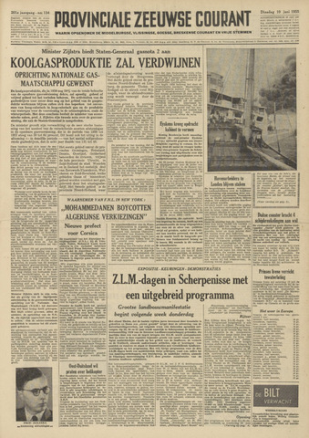 Provinciale Zeeuwse Courant 1958-06-10