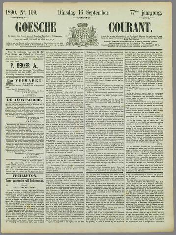Goessche Courant 1890-09-16