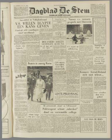 de Stem 1957-04-27