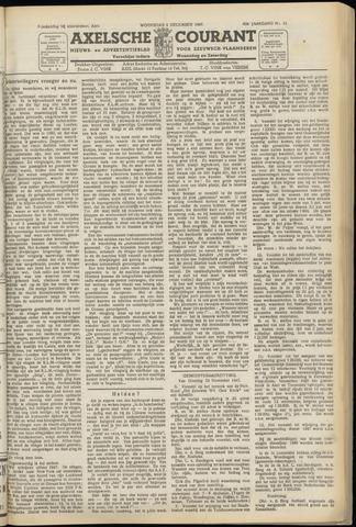 Axelsche Courant 1947-12-03