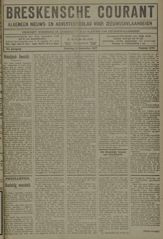 Breskensche Courant 1922-09-16