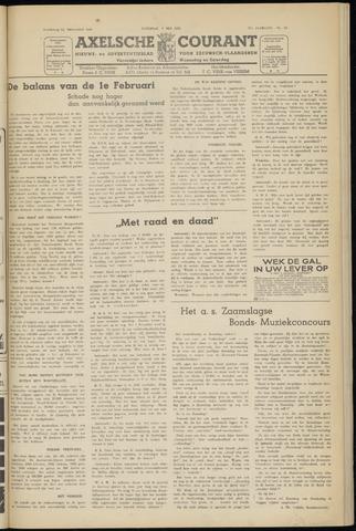 Axelsche Courant 1953-05-09