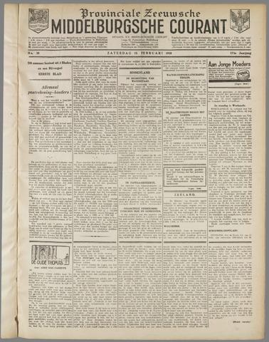Middelburgsche Courant 1930-02-15