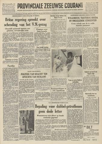Provinciale Zeeuwse Courant 1953-06-23