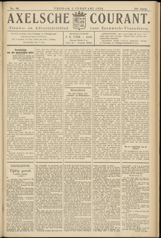 Axelsche Courant 1934-02-02