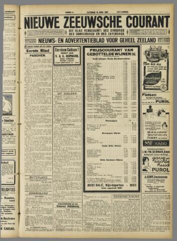 Nieuwe Zeeuwsche Courant 1927-04-16